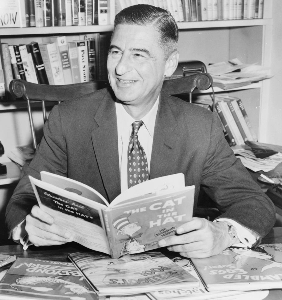 list of dr seuss books
